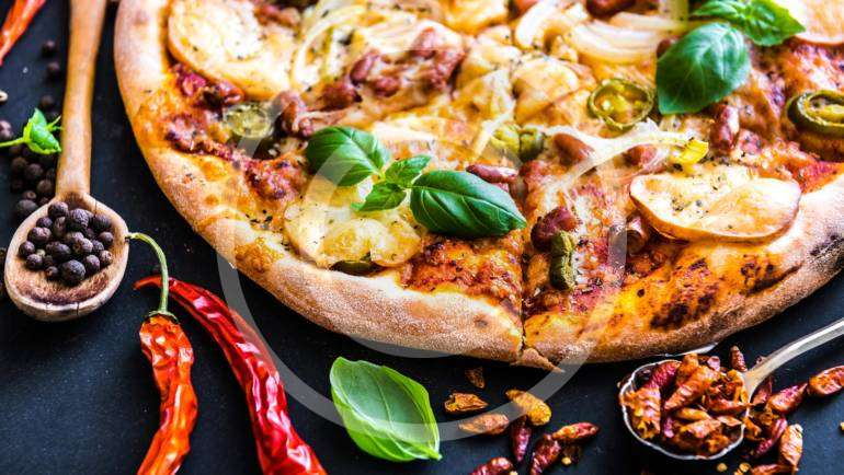 The Development of Pizza as an American Icon